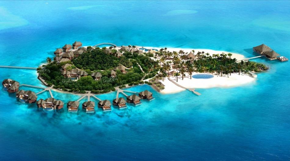 thousandwonders Если хотите отдохнуть отблаг цивилизации, товам обязательно нужно посетить остров