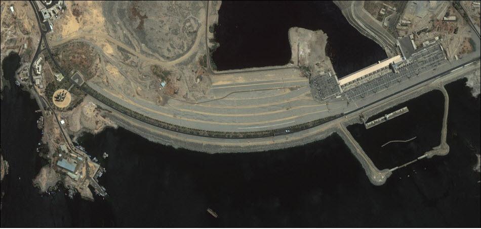 12. Дамба Асван, Египет