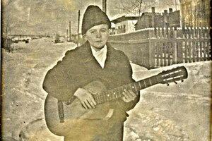 С гитарой по улице