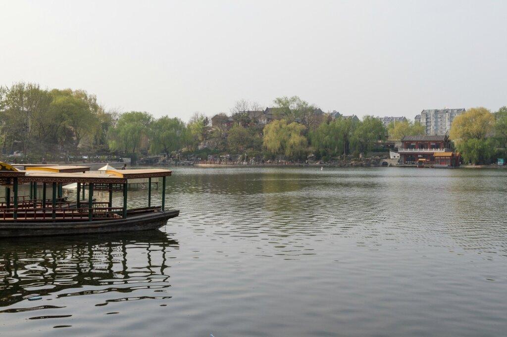 Озеро Сихай, Шичахай, Пекин