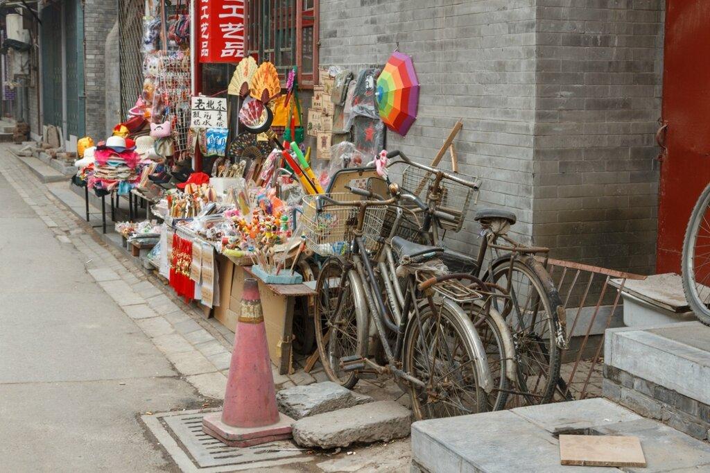 Пекин, сувениры