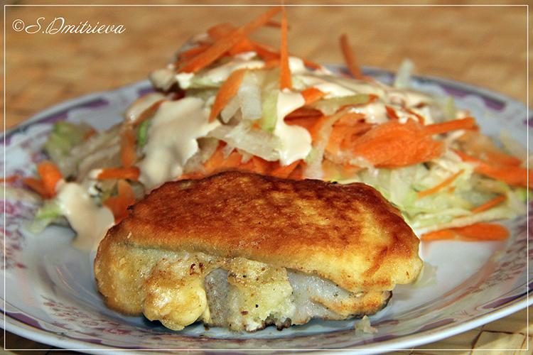 Блюда из рыбы хек рецепты с фото