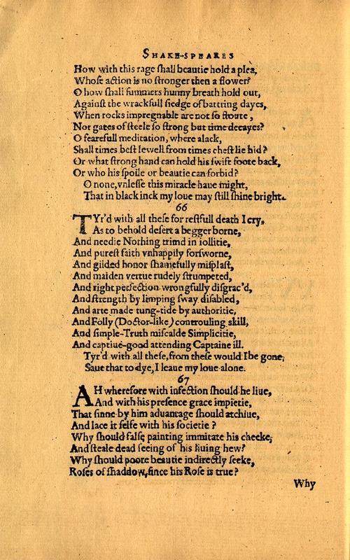 william shakespeares sonnet 129 essay