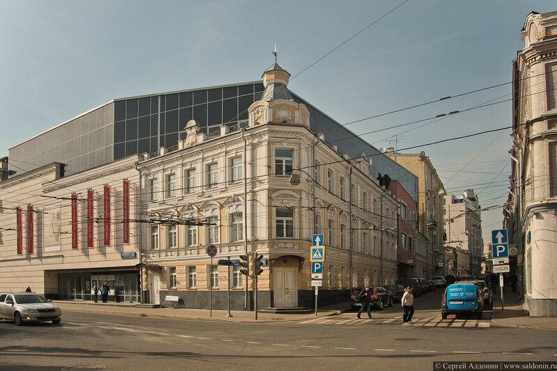 Улица Остоженка Дом 16