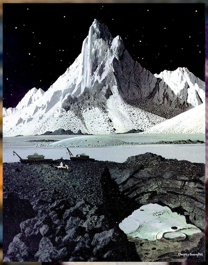 Чесли Боунстелл. Американский художник. QMan_CB_TAOCB_2142_Exploring_the_Moon.jpg