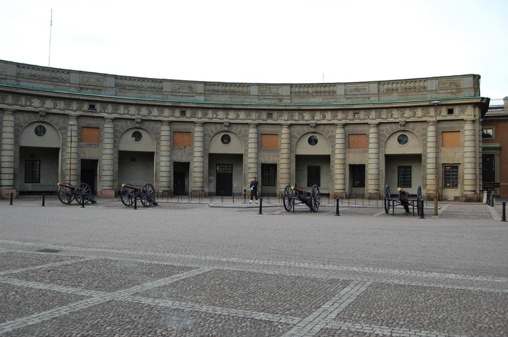 Королевский дворец Stockholms Slott (Стокгольмс Слот)
