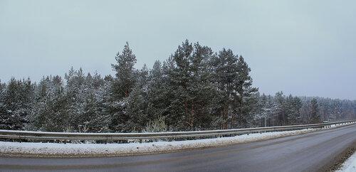 Мосты и дороги зимы