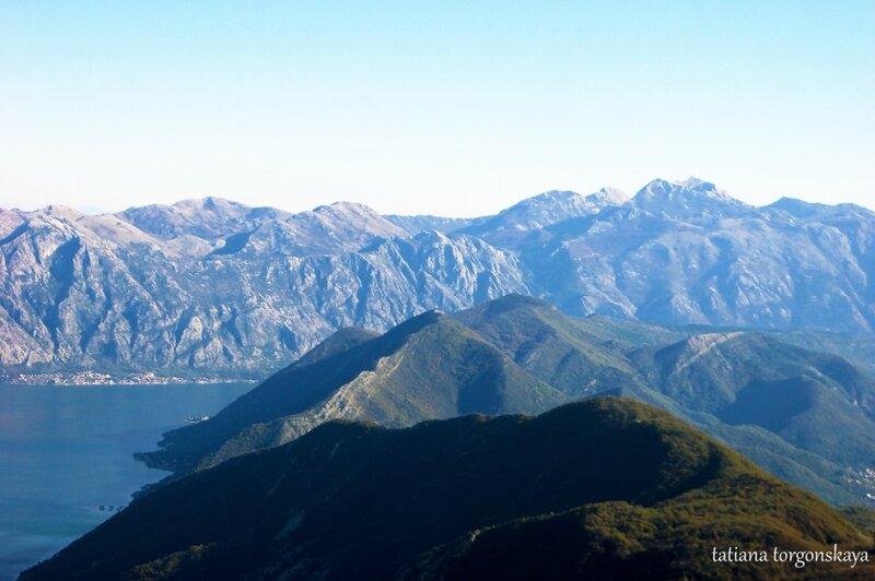 Врмац и гора Св.Иеремии