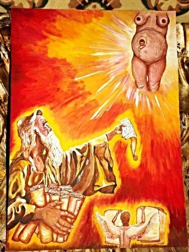 Зачатый ребенок выбирает у Бога свою будущую судьбу