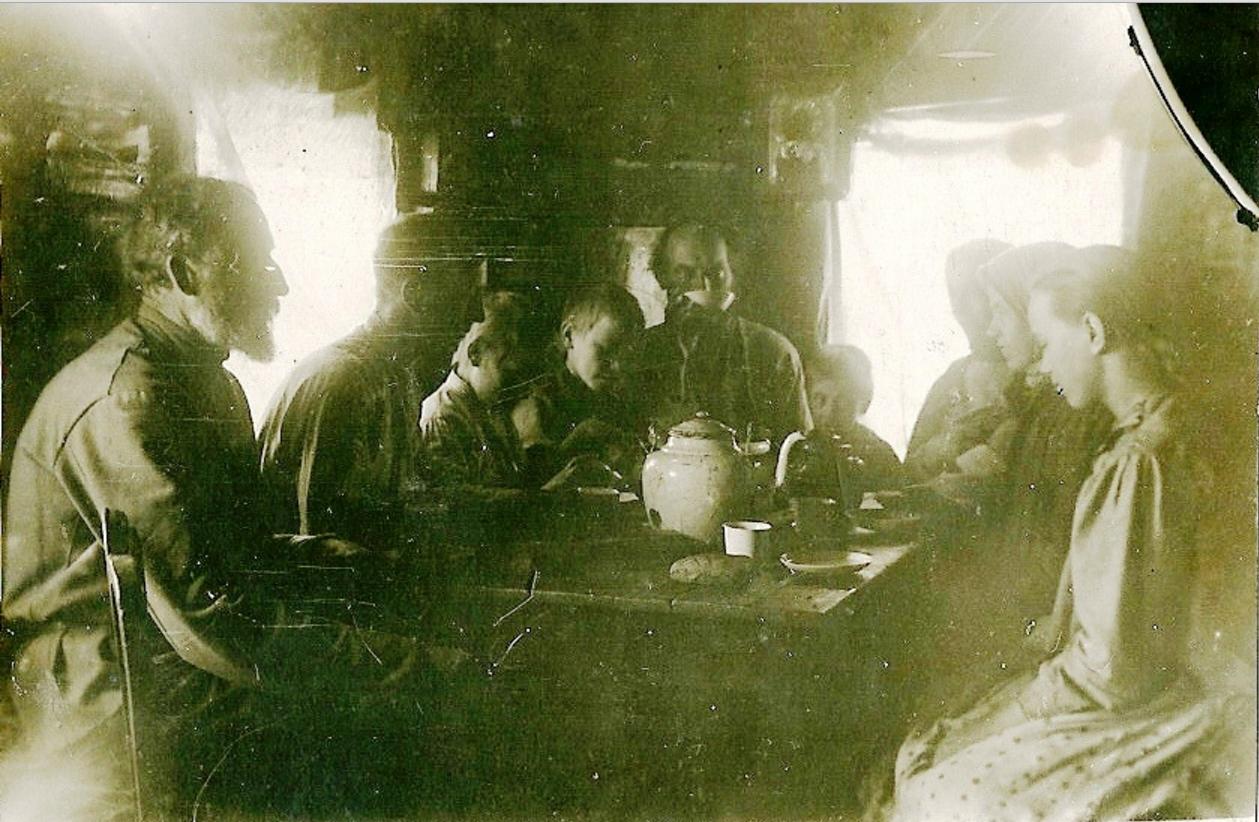 1919. С.Красное, Ряз. губ