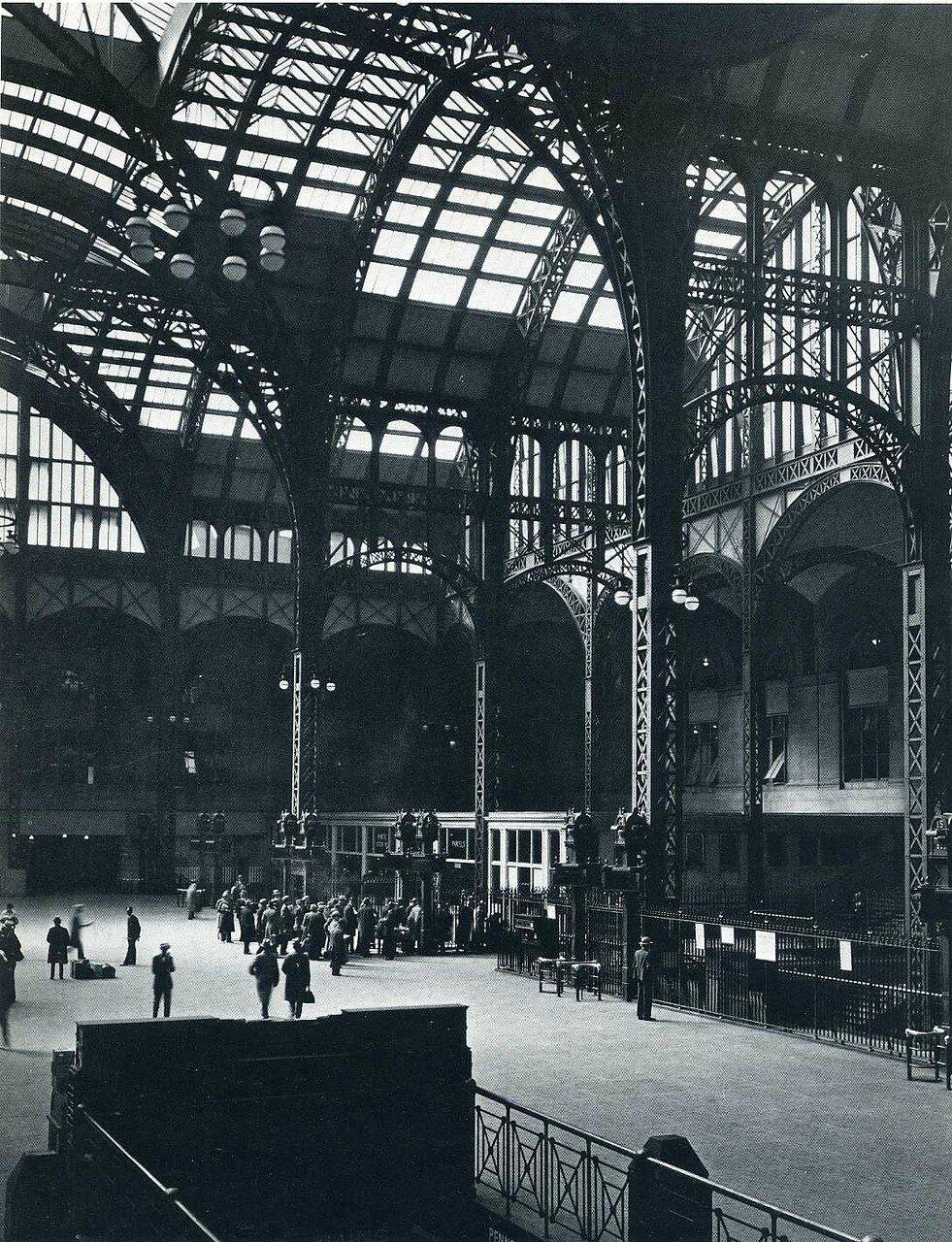 1938. Пенсильванский вокзал
