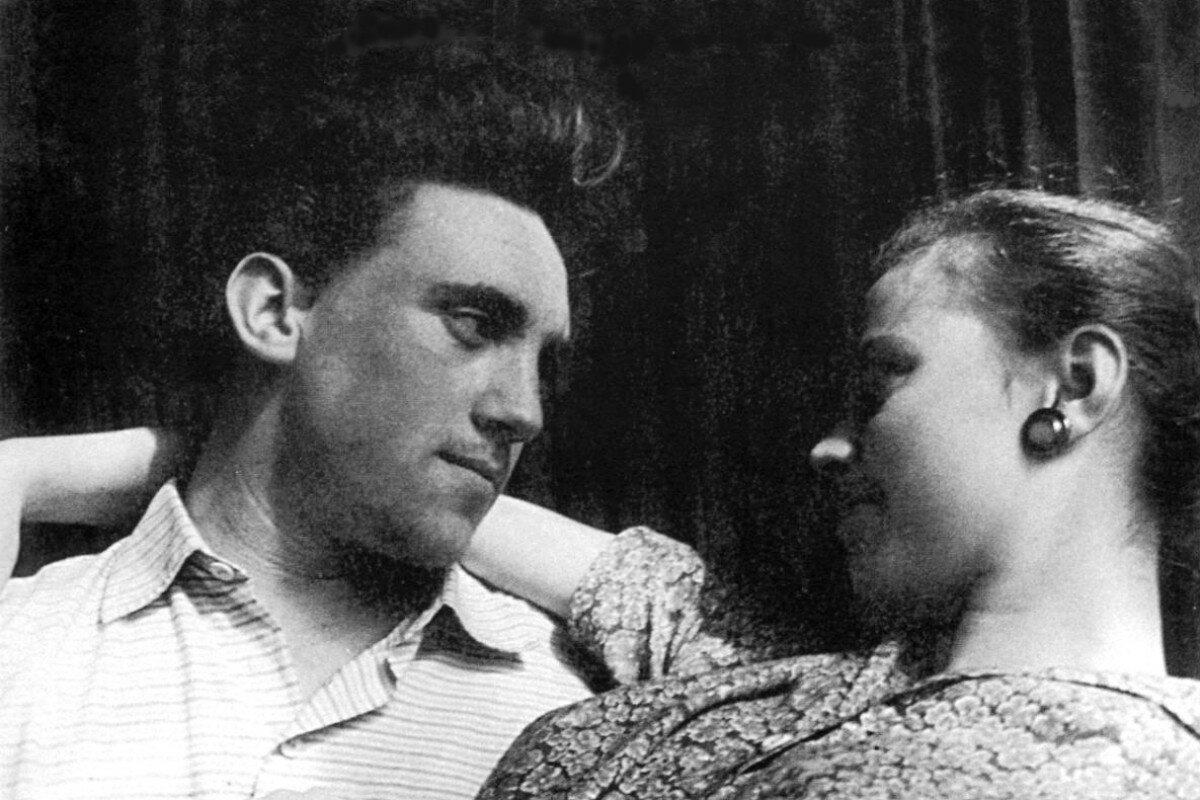 1958. Владимир Высоцкий и Иза Жукова