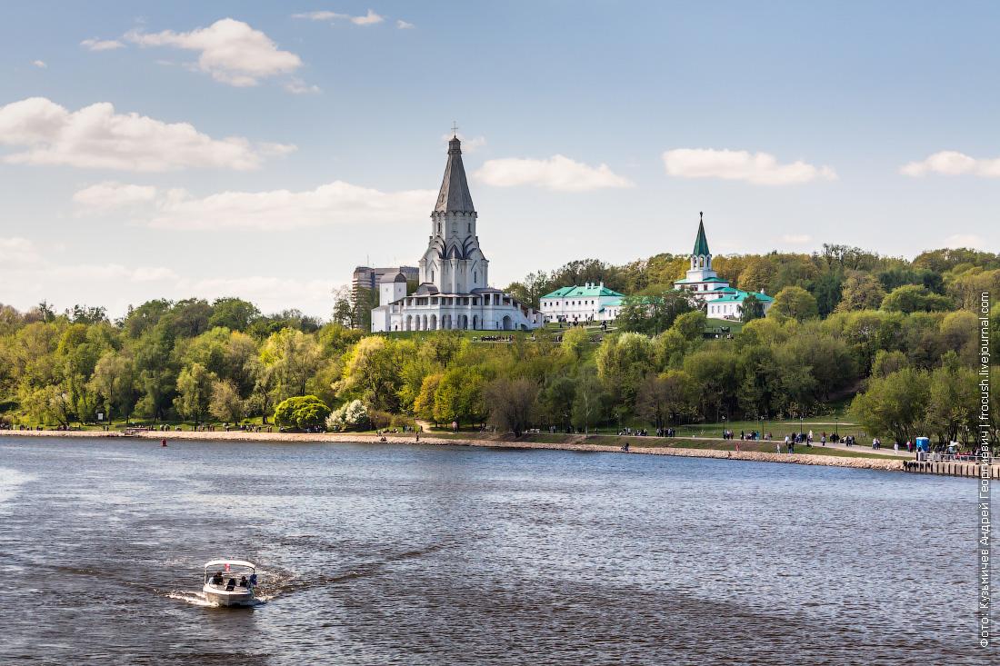 круизы по Москва-реке в 2017 году на теплоходе Сергей Образцов