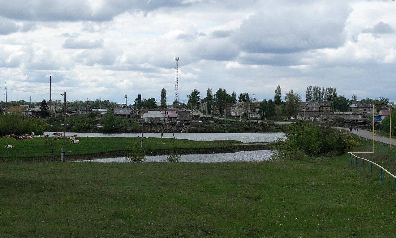 поселок Белоярский