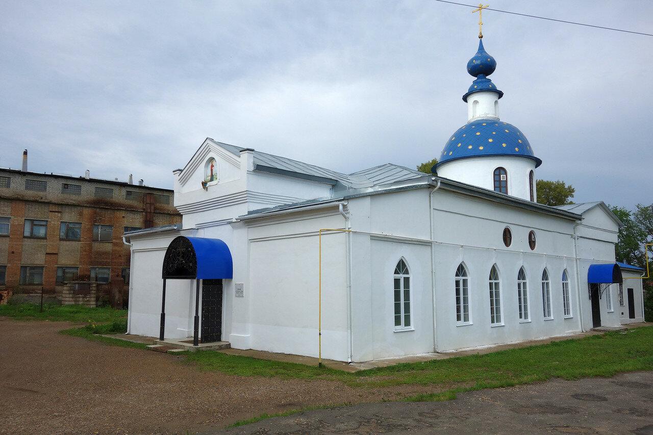 храм и ржавь