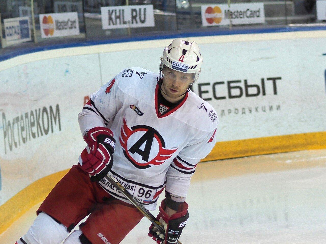 2Восток 1/4 плей-офф Металлург - Автомобилист 01.03.2016