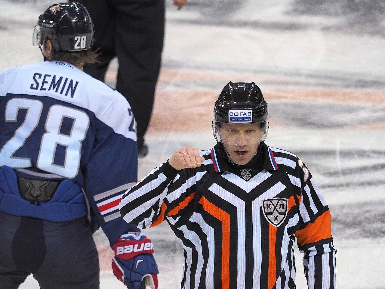 68Плей-офф 2016 Восток 1/2 Металлург - Сибирь 16.03.2016