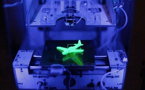 Создана технология 4d-печати с изменением формы