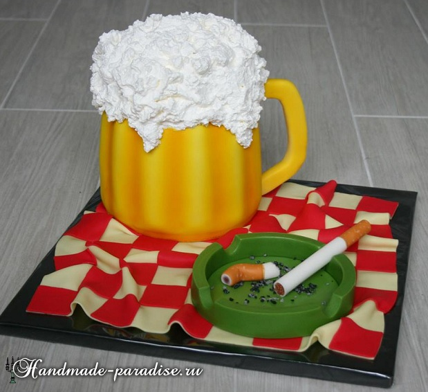 Самый красивый торт для мужчины. 50 идей