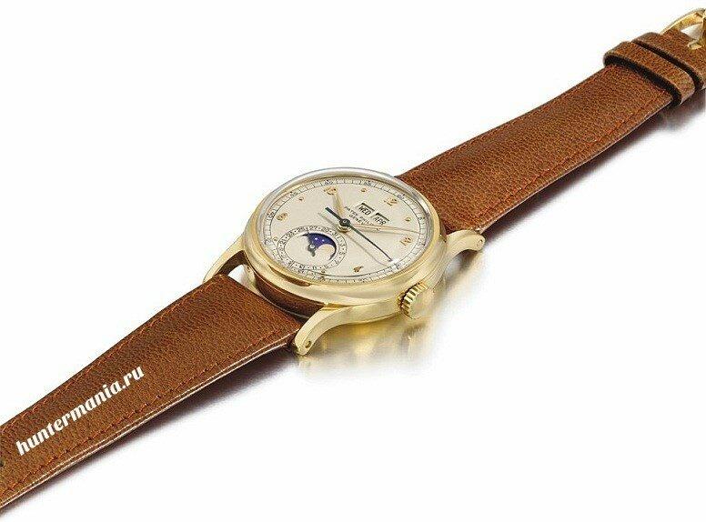 Самые дорогие часы в мире - Patek Philippe