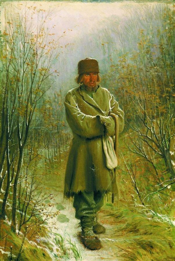 Созерцатель. 1876.jpg