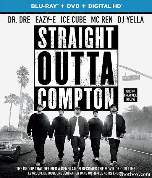 Голос улиц / Straight Outta Compton (2015/BDRip/HDRip)