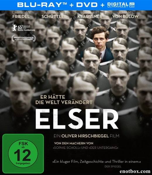 Взорвать Гитлера / Elser (2015/BDRip/HDRip)