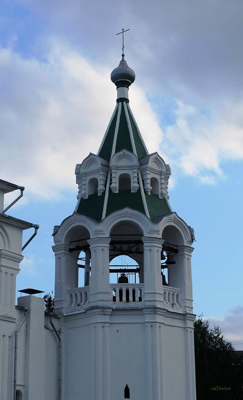 Вологда, храм святых Константина и Елены