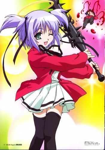 Убойный Ангел Докуро-чан OVA-1,2 / Bokusatsu Tenshi Dokuro-chan [06 из 06] | HWP + 720p