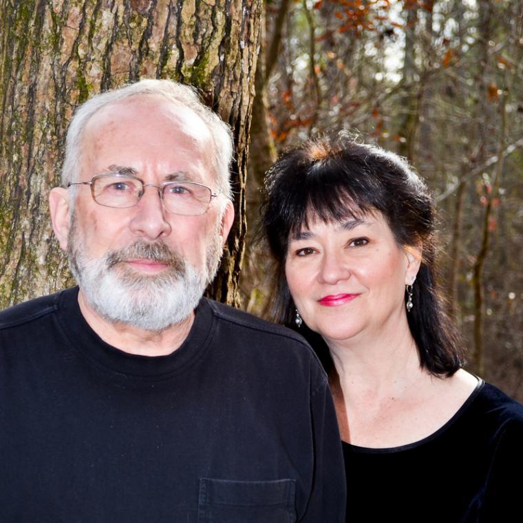 Майкл и Синтия Гибсон.