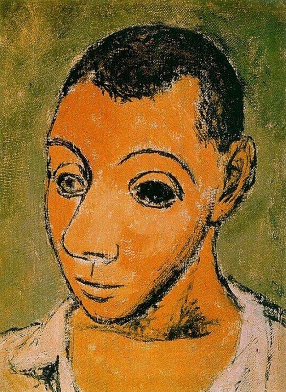 Ну и рожа у тебя, Пикассо! Как изменились автопортреты художника с15до90лет