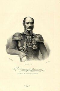 Горчаков Михаил Дмитриевич, Князь, Наместник царства Польского