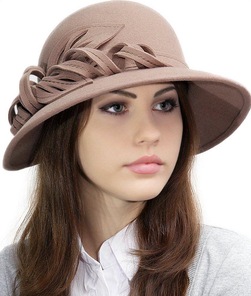 Шляпа из фетра своими руками на куклу