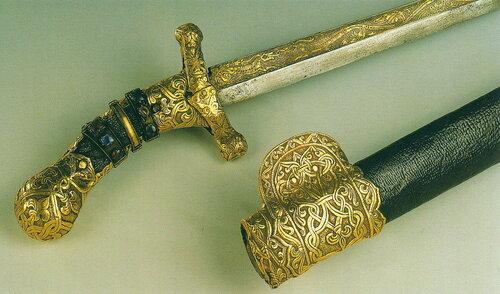 Меч Карла Великого (Schwert Karls des Großen)