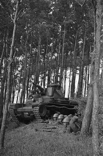 Czech Army Training