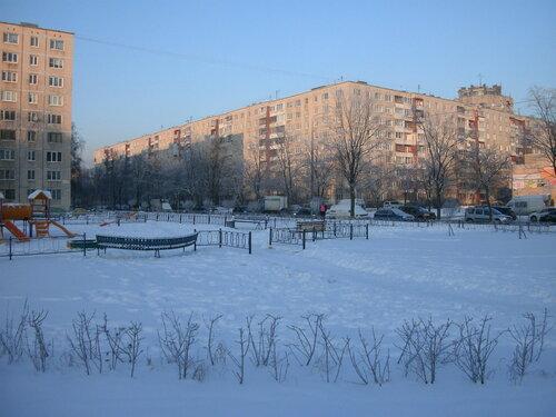 Купчинская ул. 30к1