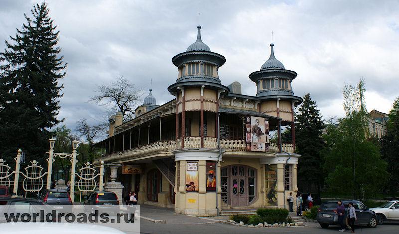Кофейня Гукасова