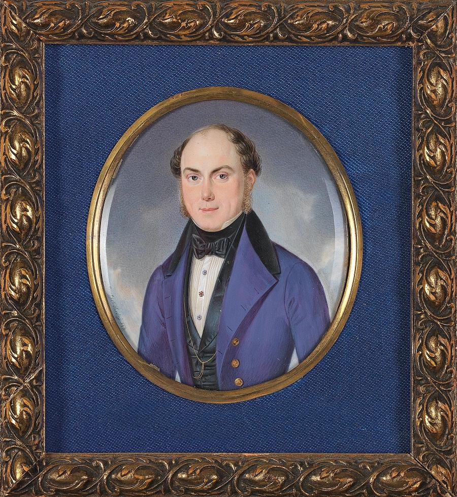 Adalbert Suchy(Klettau 1783-1849 Wien)