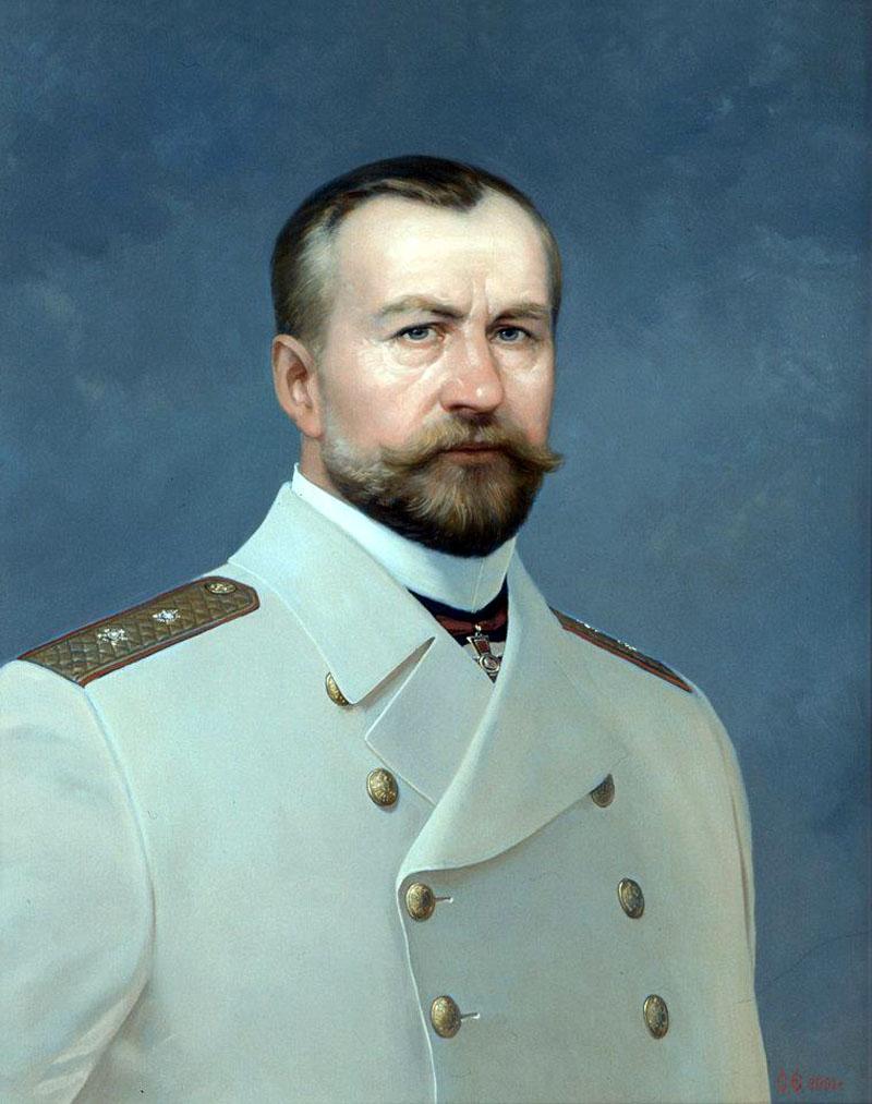 Портрет гос. деятеля XIXв. кн. Щербатова Николая Борисовича 1868-1948гг.