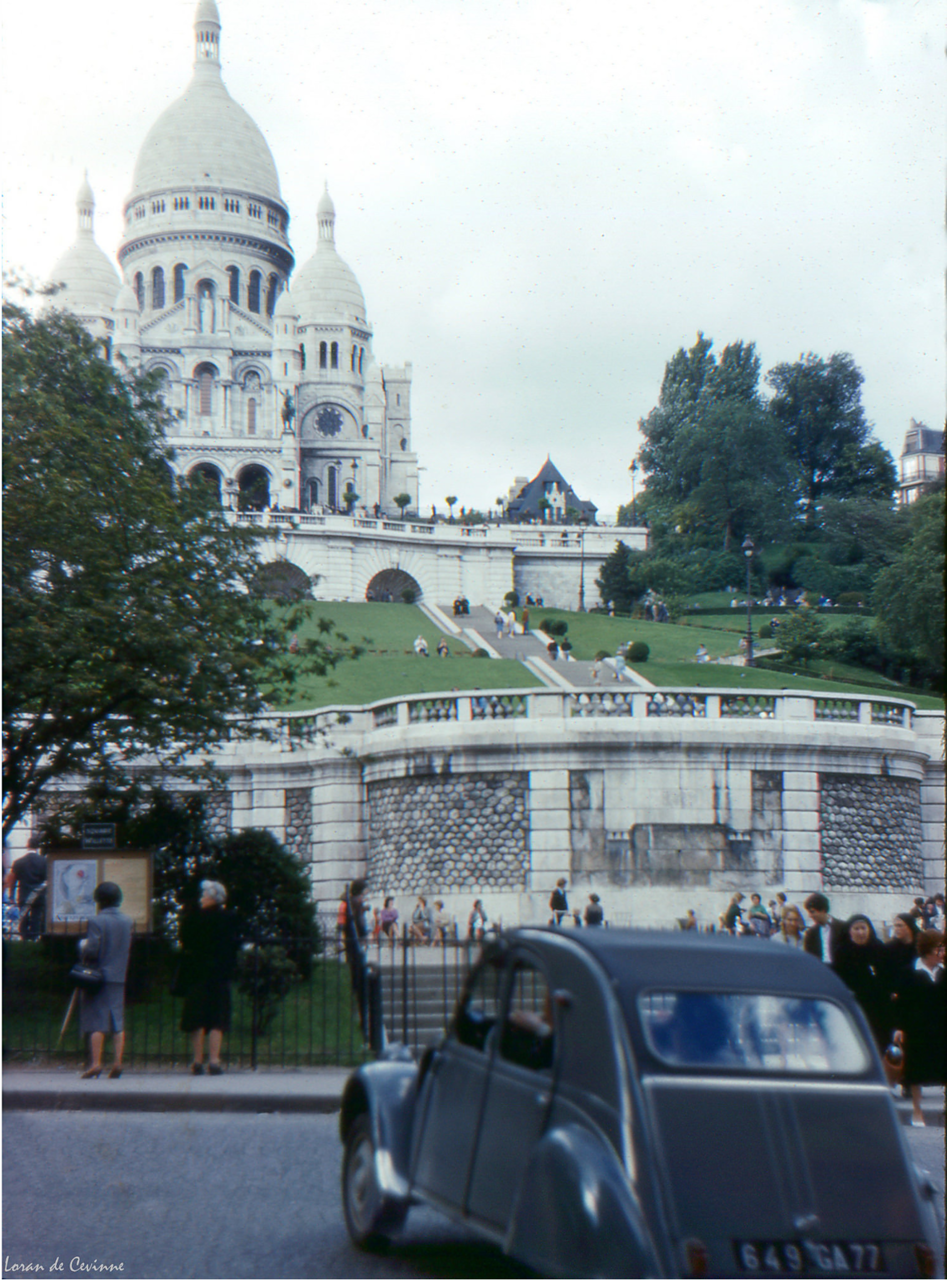 1961. Базилика Сакре-Кёр