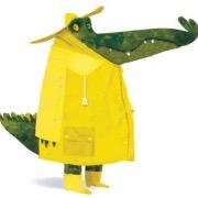 Крокодил в желтом плаще