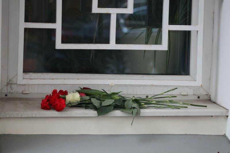 Посольство Бельгии, 22 марта 2-16 года после терактов в Брюсселе