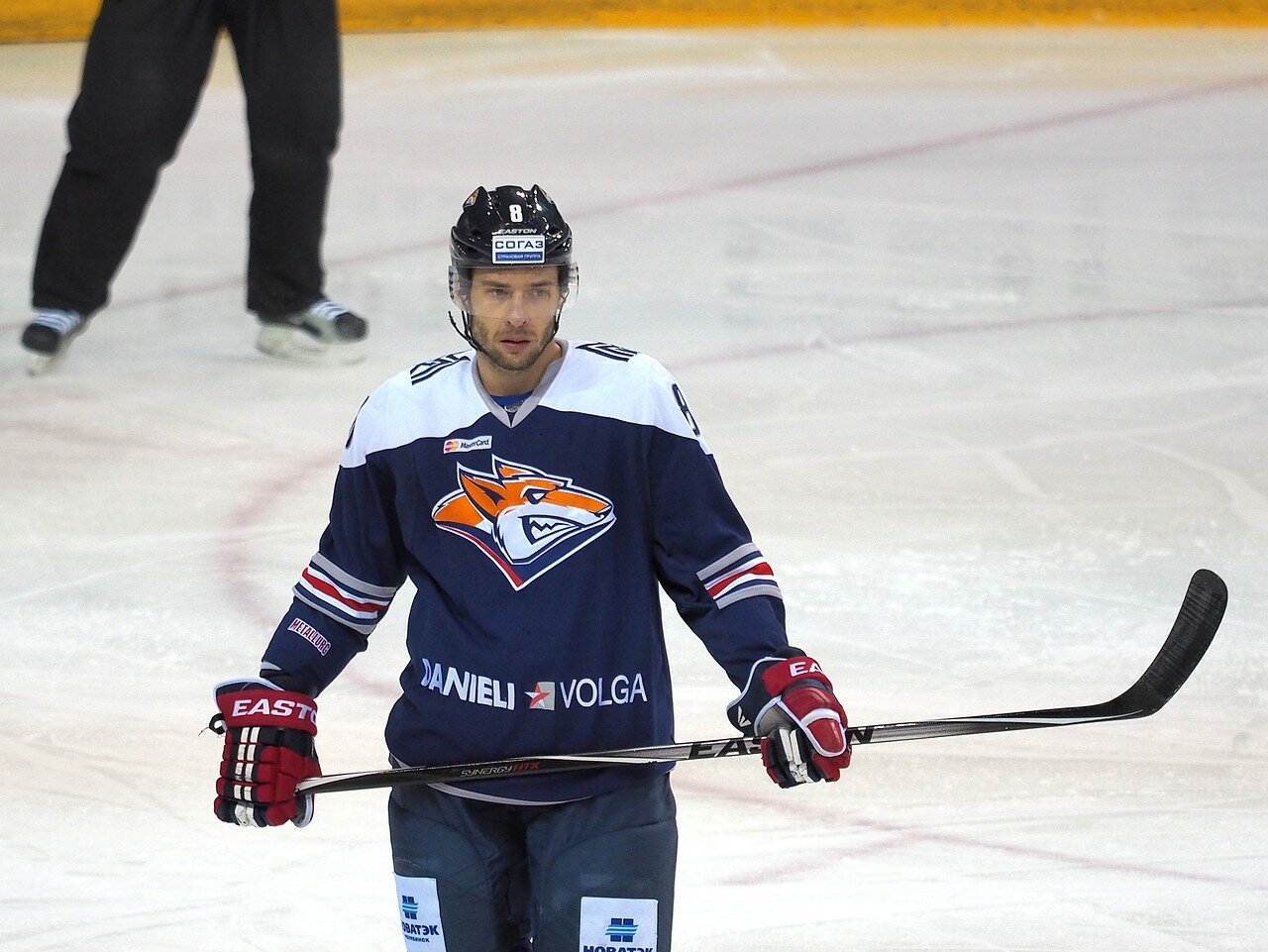 55Восток 1/2 плей-офф Металлург - Сибирь 08.03.2016
