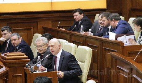 Первое распоряжение премьера Молдовы - обеспечить порядок