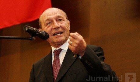 Траян Бэсеску просит предоставить ему гражданство Молдовы