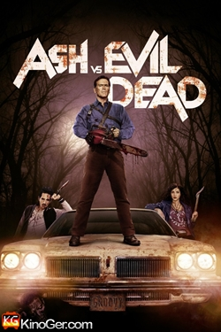 Ash vs. Evil Dead Staffel 1-3 (2015)