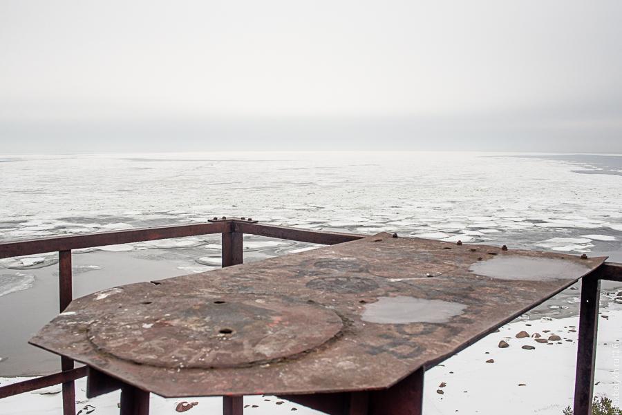 Мыс Флотский и маяк Флотский