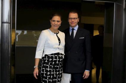 Кронпринцесса из Швеции стала матерью