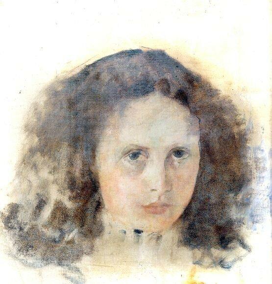 портрет Ольги Федоровны Трубниковой