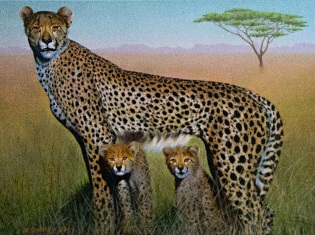 07MotherhoodLeopard2009.jpg